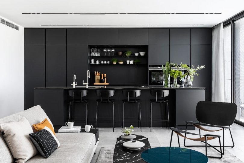 C Apartment: A Renovation Project in Tel Aviv by Maya Sheinberger