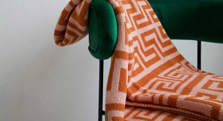 The New Collection From Happy Habitat Has the Geometric Throws of Our Dreams