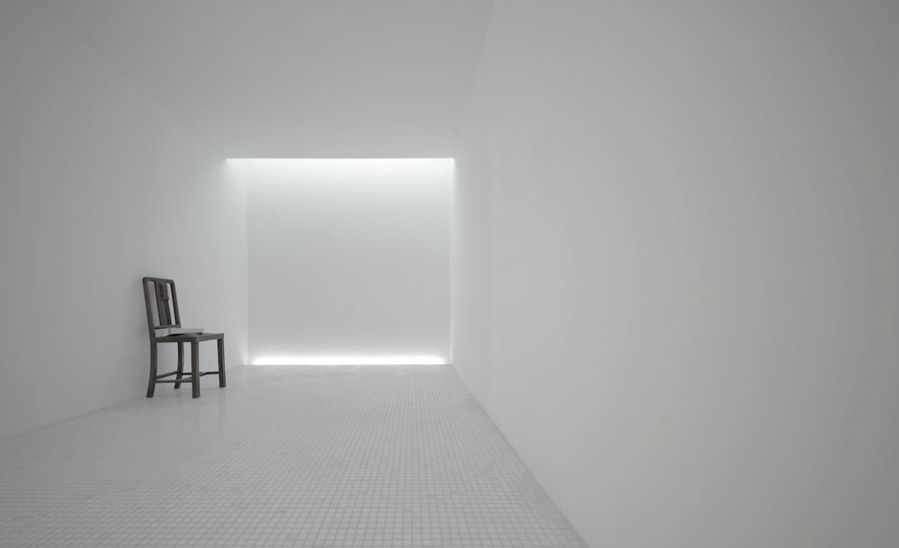 Meditation Space for Creation by Jun Murata - Design Milk