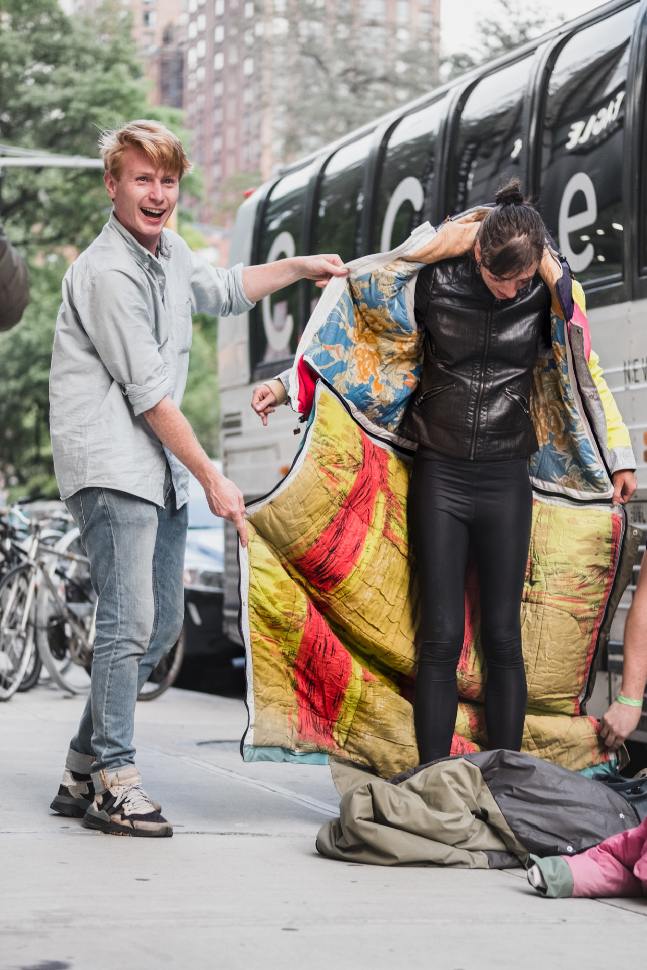 Design Indaba 2020 Brings Sheltersuit From Amsterdam to NY to South Africa