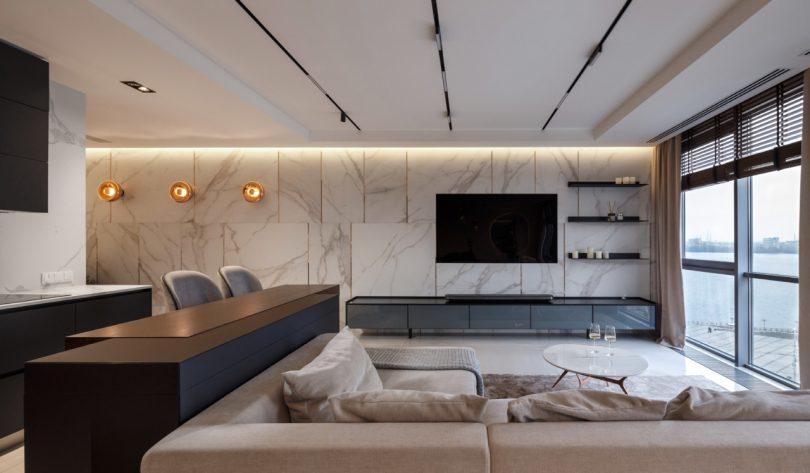 Thiết kế phòng khách đẹp P 13