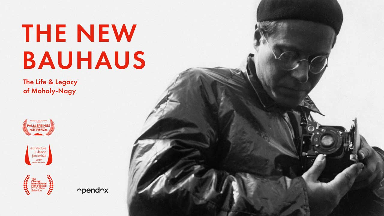 Watch the Just Released Trailer for The New Bauhaus Documentary