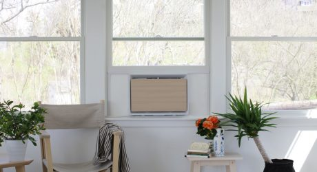 July Modernizes the Design and Installation of Window Air Conditioners