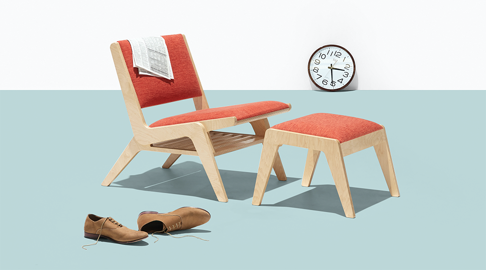 Own a Piece of Frank Lloyd Wright's New Usonia Furniture Collection
