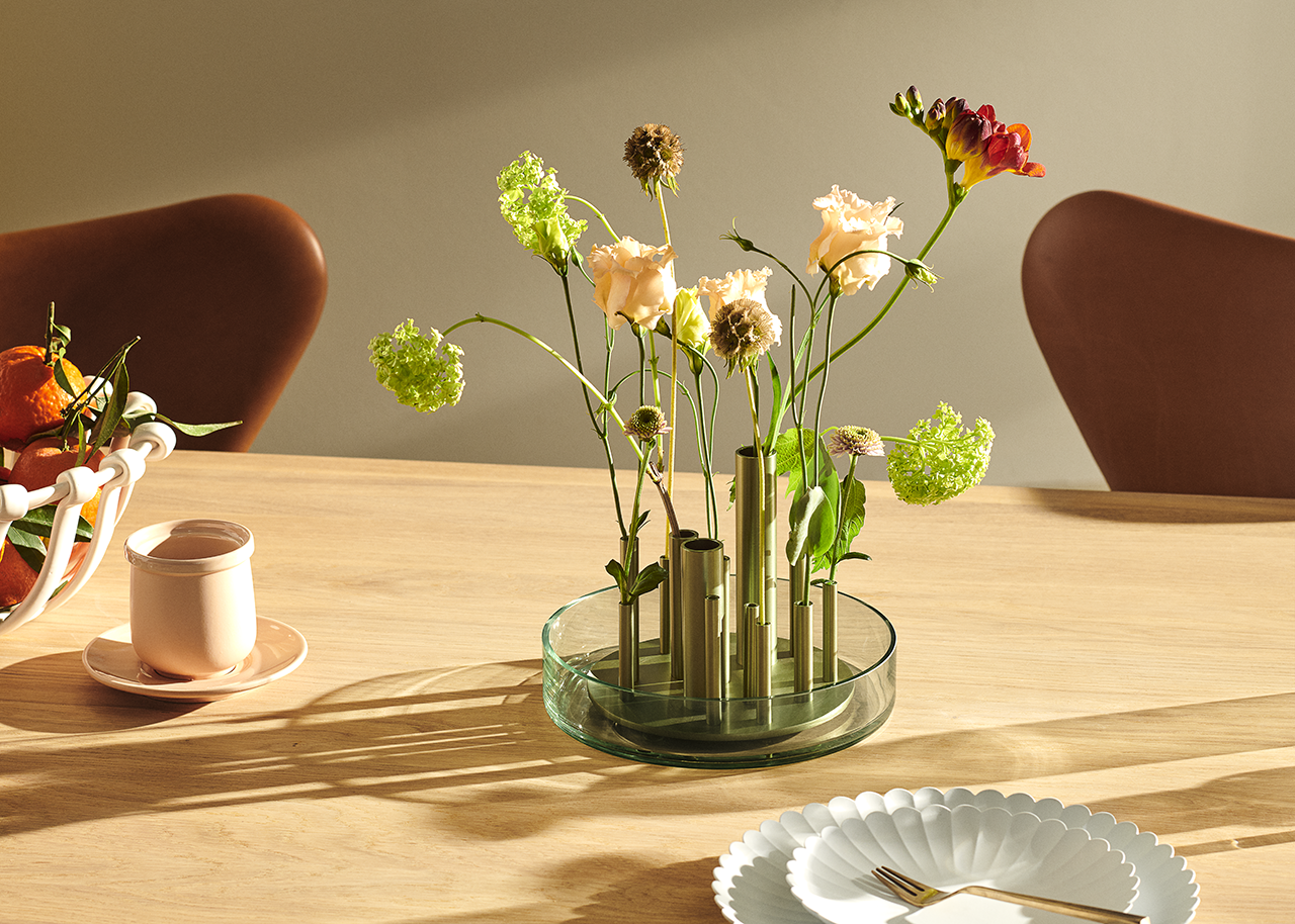 Spruce up Your Space with New Accessories by Jaime Hayon for Fritz Hansen