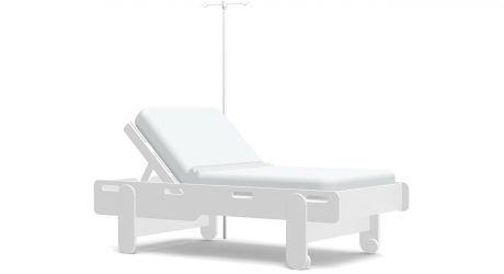 Loll Designs Creates Emergency Hospital Field Bed to Aid Pandemic