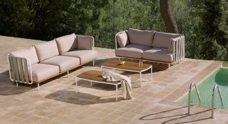 Welcome the Mediterranean to Your Outdoor Space with the Teja Collection