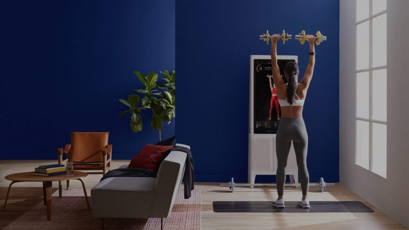 Tempo Connected Home Gym Ensures Perfect Form Workouts