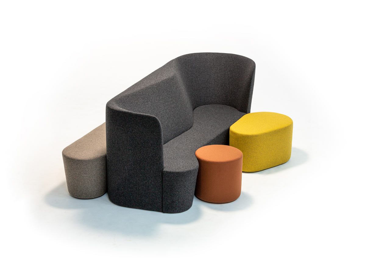 Moroso Presents the Multifunctional Taba to Live, Sit, Talk, and Work