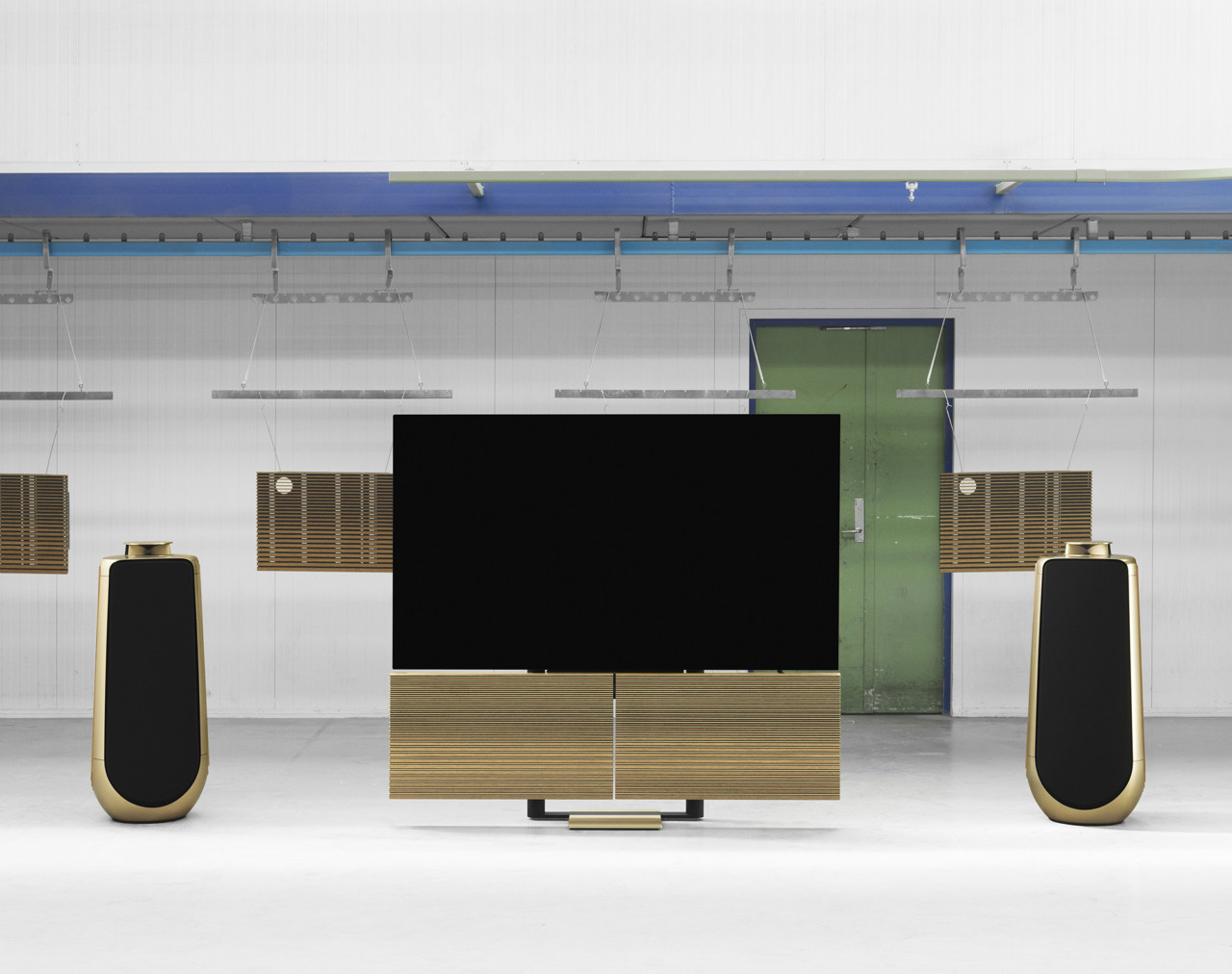 Bang & Olufsen's Beovision Harmony TV Opens Up to Two New Colorways