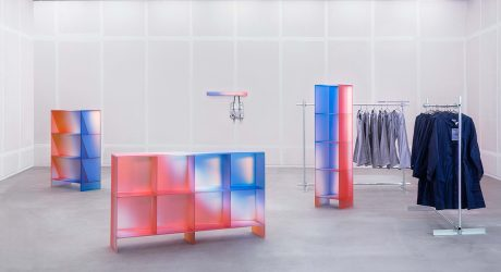 BUZAO's HALO Collection Reflects Light Like a Rainbow