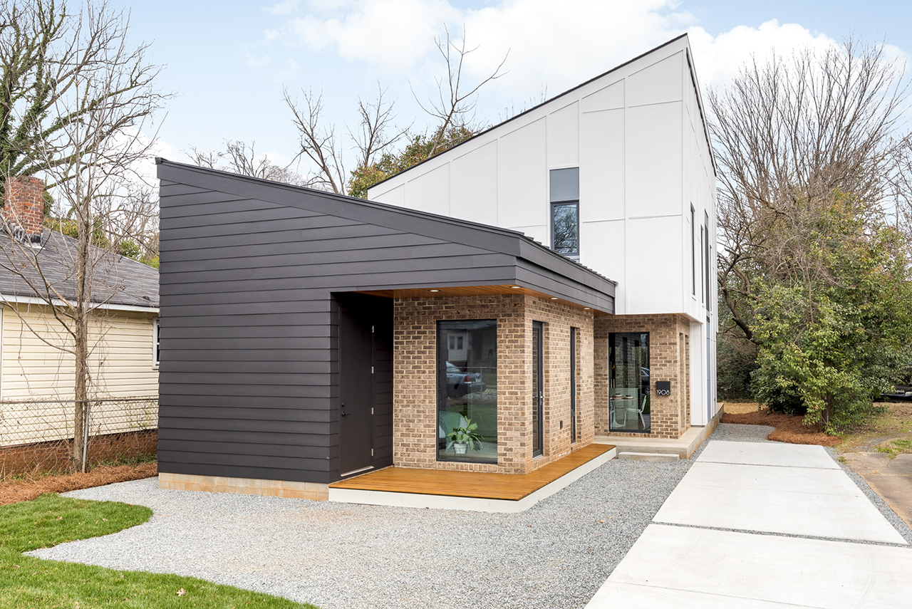 A Small Modern Home with a Big Impact in Charlotte