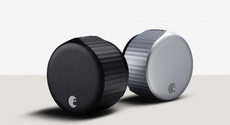 Yves Behar Unveils Sleeker and Smarter August WiFi Smart Lock