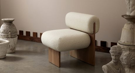 Practice the Art of Living with Fomu's L'art de vivre Lounge Chair