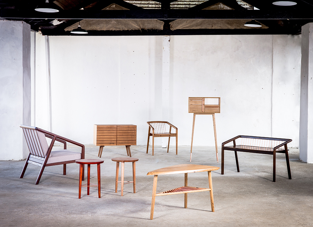 Contemporary Brazilian Furniture From Knót Artesanal