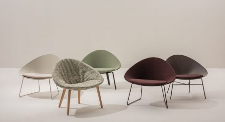 Adell: An Indoor/Outdoor Lounge Chair for Commercial or Residential Spaces
