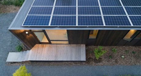 Node Trillium Is the Carbon-Negative, Solar Powered Backyard Office of Our Dreams