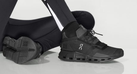 On Cloudnova Sneaks in with an All-Day Silhouette