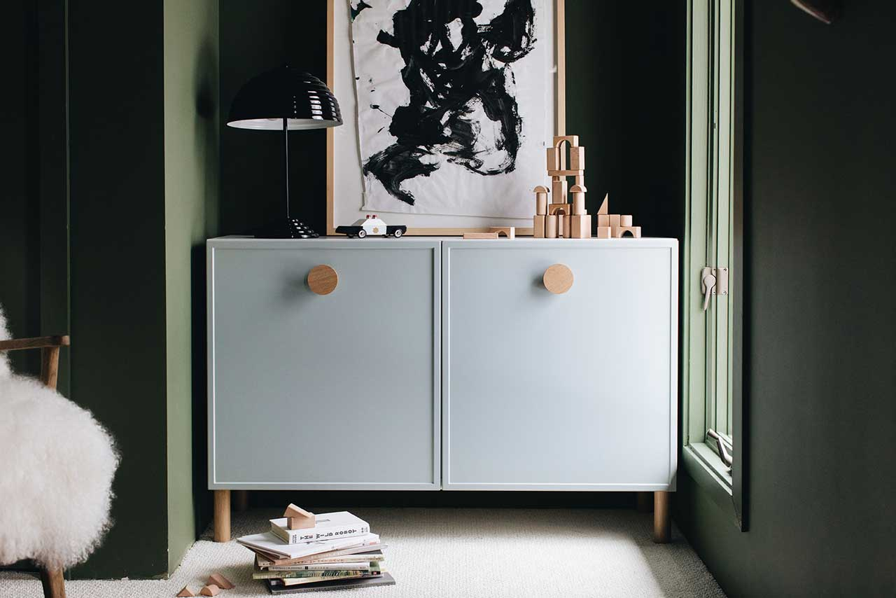 Sarah Sherman Samuel + Semihandmade Launch a Cabinet Door Collaboration