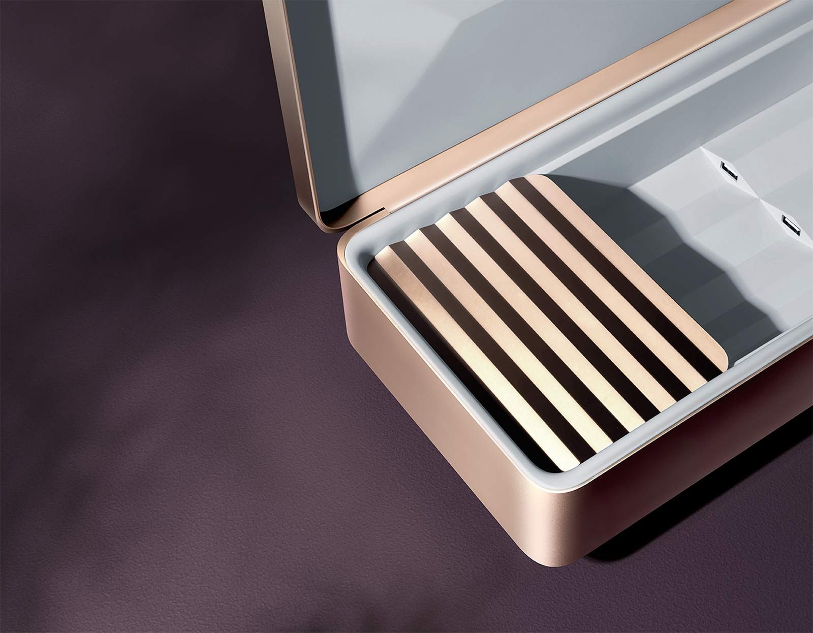 The TROVA GO Personalizes Biometric Security Wherever You Are