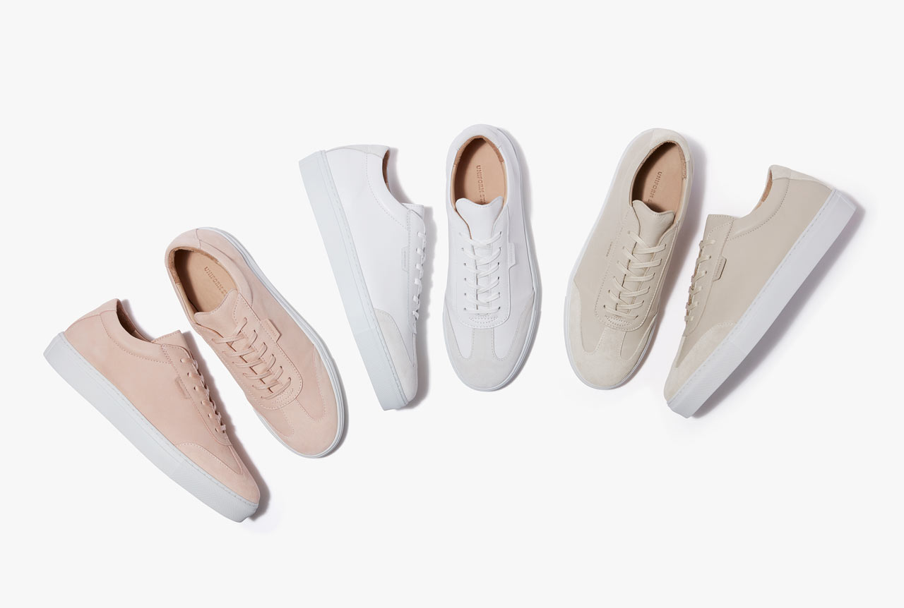 British Footwear Brand Uniform Standard Launches Women's Sneaker Line