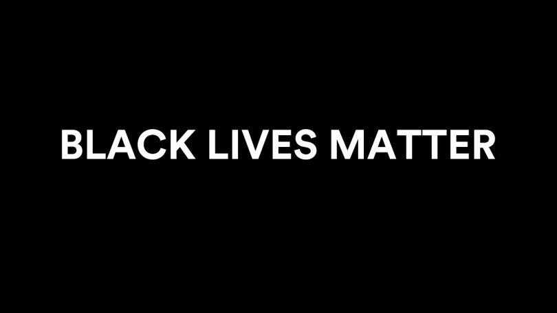 We Stand Together Against Racism: Black Lives Matter