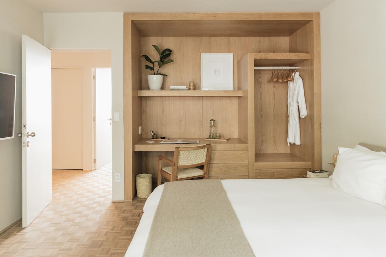 Casa Teo: A Minimalist Boutique Hotel by Enrique Olvera