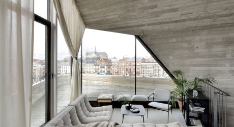 DMOA's Office Penthouse Provides Endless Inspiration for Small Apartments