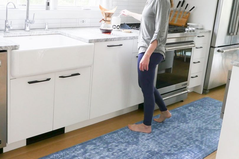 The House of Noa's Anti-Fatigue Mats Look as Good as They Feel