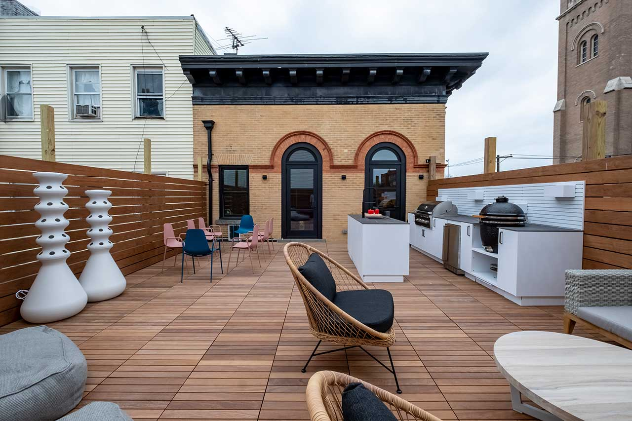 TheBuild.tv Firehouse Project Episode 7: Roof Deck [VIDEO]
