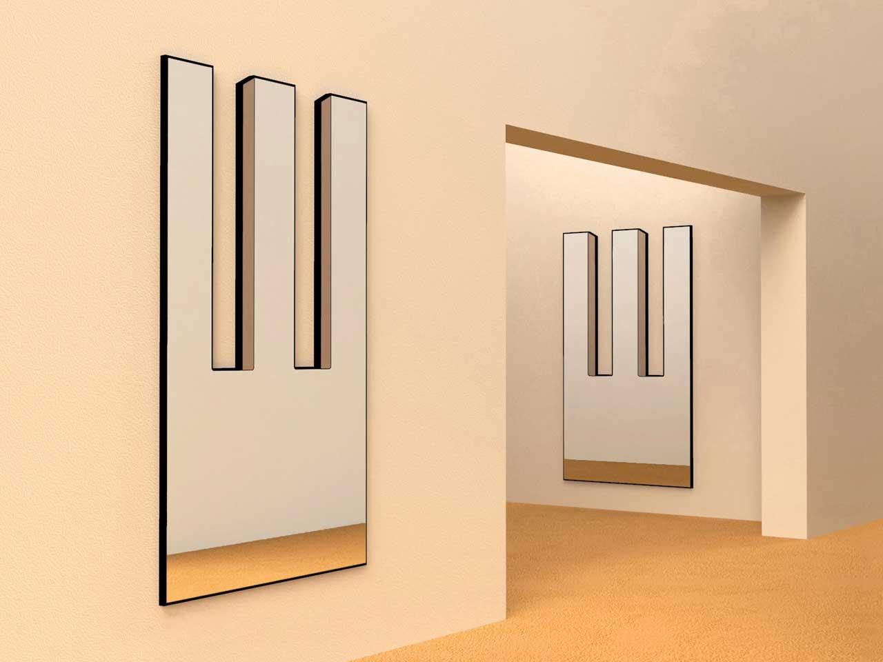 Bower Studios Unveils the Cuadra Mirror Inspired by Luis Barragán