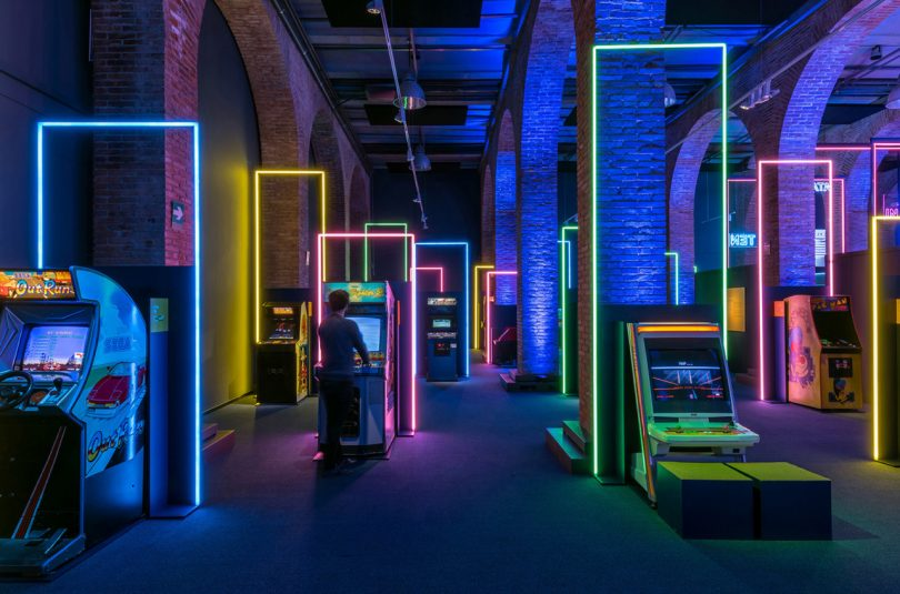 """Game On"" Immerses Visitors Into the Golden Age of Video Game Design"