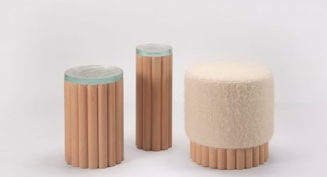 The Loto Collection Shines a Fresh Light on Wooden Rods