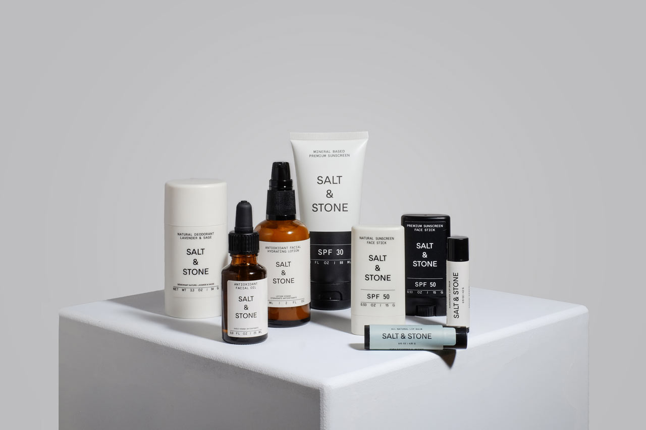 Enjoy The Summer with Salt & Stone's Skin + Body Care Collection