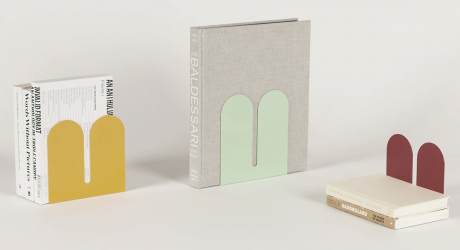 Get Things in Order with Bookends + Shelving System From TORTUGA