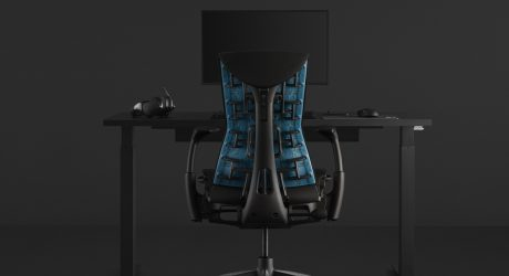 The Herman Miller x Logitech G Embody Chair Takes Aim at Gaming Ergonomics