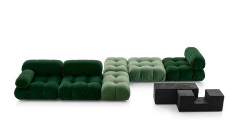 The Iconic Camaleonda Modular Sofa Is Back