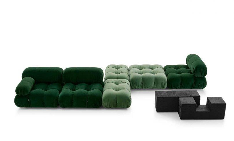 The Iconic Camaleonda Modular Sofa Is Back