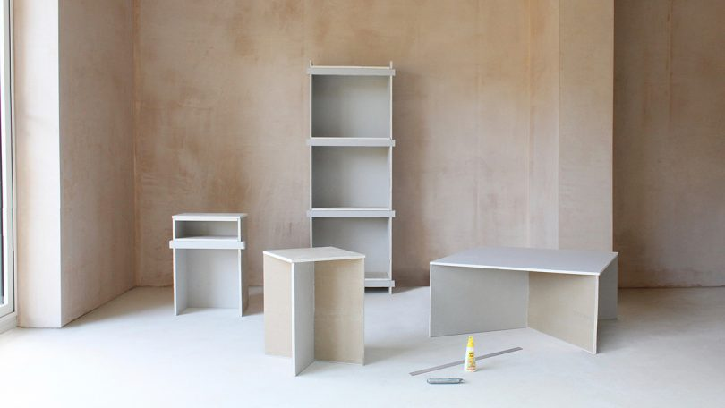 Drywall? Dry Furniture Takes On the Issue of Affordable Furniture