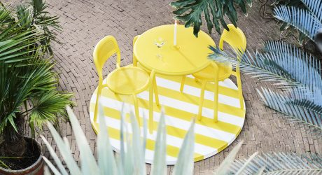 Make Your Summer Bolder with Fatboy's Toní Outdoor Collection
