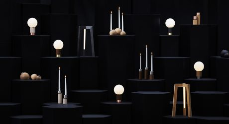 hollis+morris Drops New Tabletop Accessories + Lighting