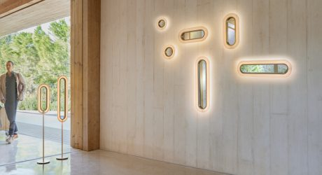 New Elegant Lighting From MUT Design and LZF