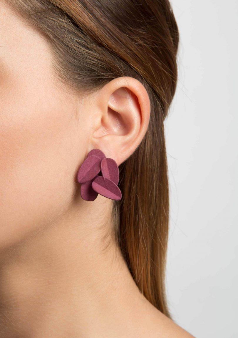 maison Leaves Earrings l