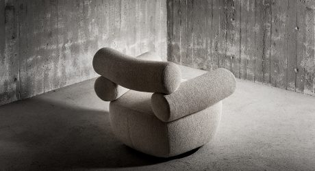 Note Design Studio Launches Note Editions with the Mallow Lounge Chair