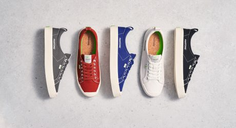 Rock These Vegan Sneakers by CARIUMA in Your Favorite PANTONE Color
