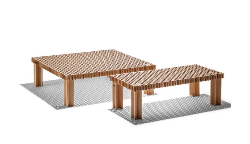 Poltrona Frau Reissues the Kyoto Table From 1974