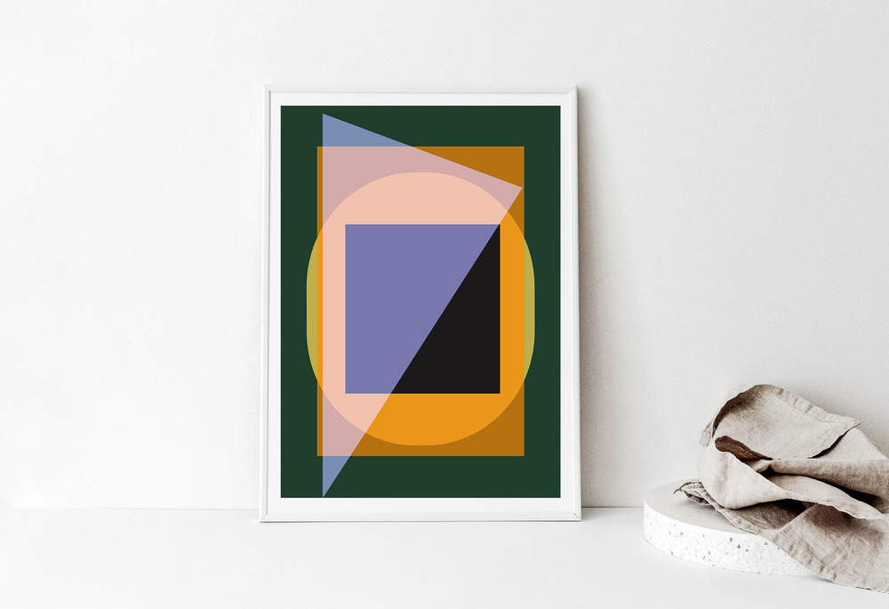 Refresh Your Walls with Modern Art Prints for Every Aesthetic