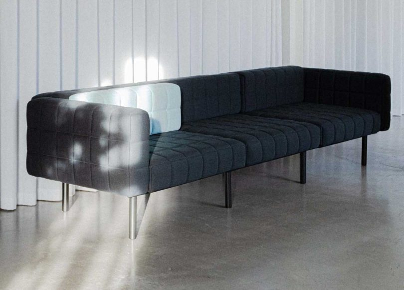 Voxel Sofa by Bjarke Ingels Group for COMMON SEATING