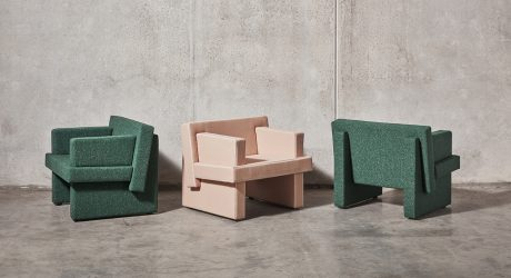 The August Collection Is Geometrically Bold, Yet Versatile