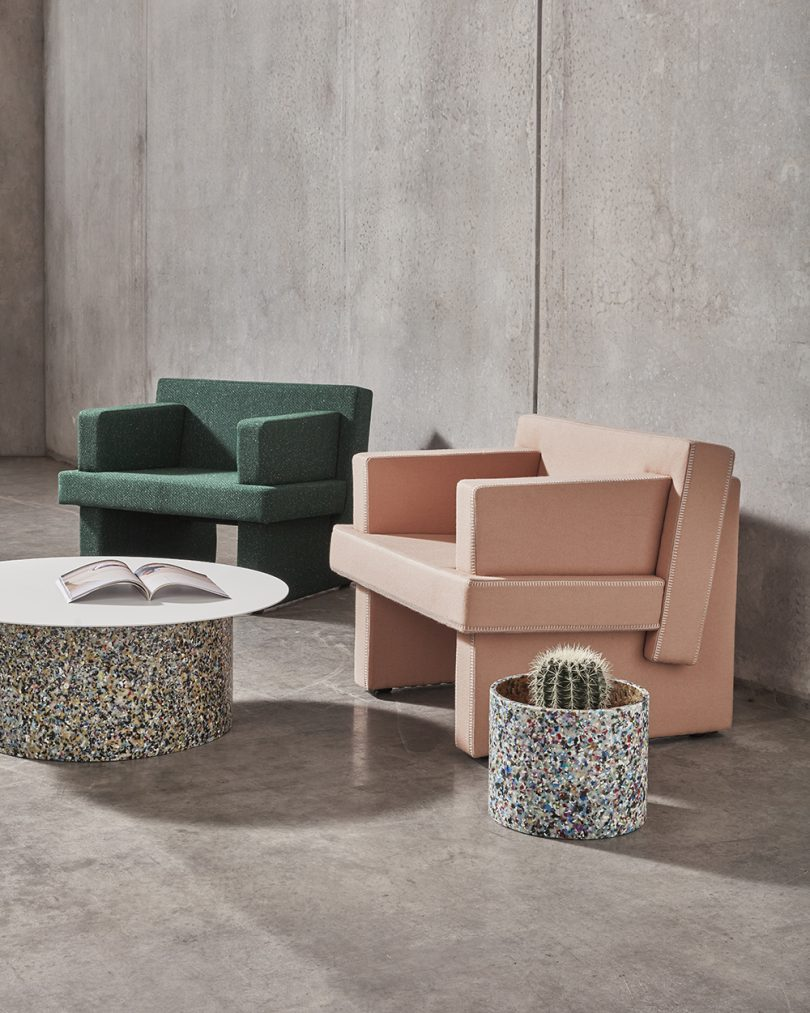 The August Collection Is Geometrically Bold, Yet Versatile padstyle